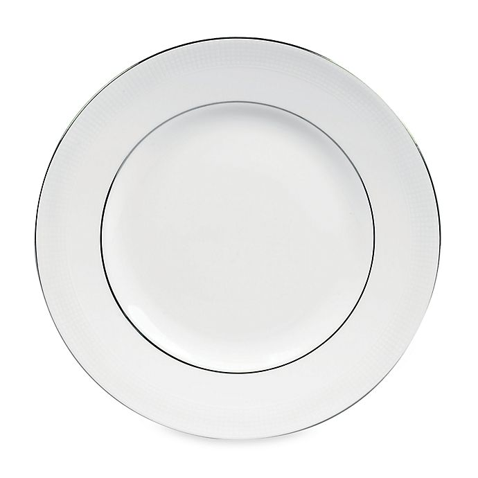 Alternate image 1 for Vera Wang Wedgwood® Blanc Sur Blanc Bread and Butter Plate