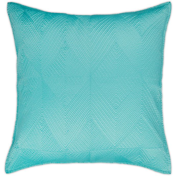 Alternate image 1 for Wamsutta® Bliss European Pillow Sham in Mint