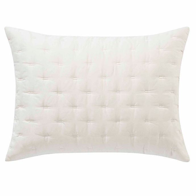 Alternate image 1 for Vera Wang™ Luster White Standard Sham