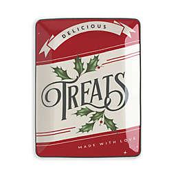 "Lenox® Holiday Vintage Treats™ ""Treats"" Spoon Rest"