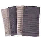 SALT Wave Bar Mop Multicolor Kitchen Towels(Set of 4)