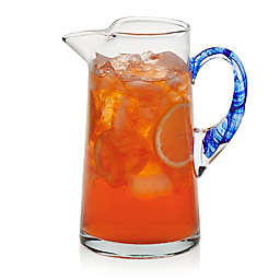 Libbey® Glass Cabos Pitcher in Blue