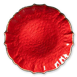 Viva Glass Charger Plate