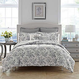 Laura Ashley® Annalise Floral Duvet Set