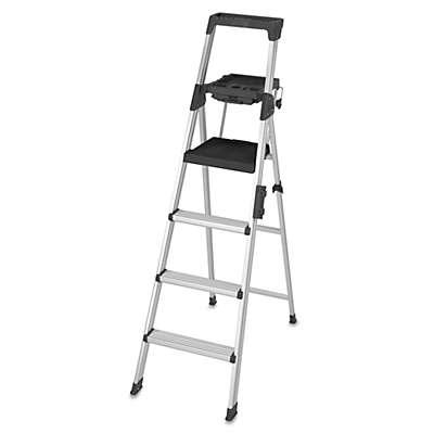 Cosco® Signature Series 6-Foot Aluminum Step Ladder