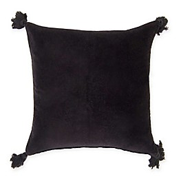 American Colors Velvet Square Throw Pillow