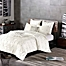 Part of the INK+IVY Masie Duvet Cover Set in Creamy White