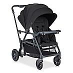 Joovy® Caboose S™ Tandem Stroller in Black Melange