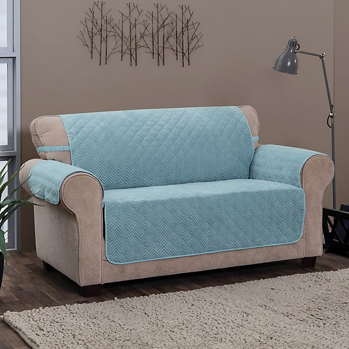Chevron Sofa Furniture Protector Bed