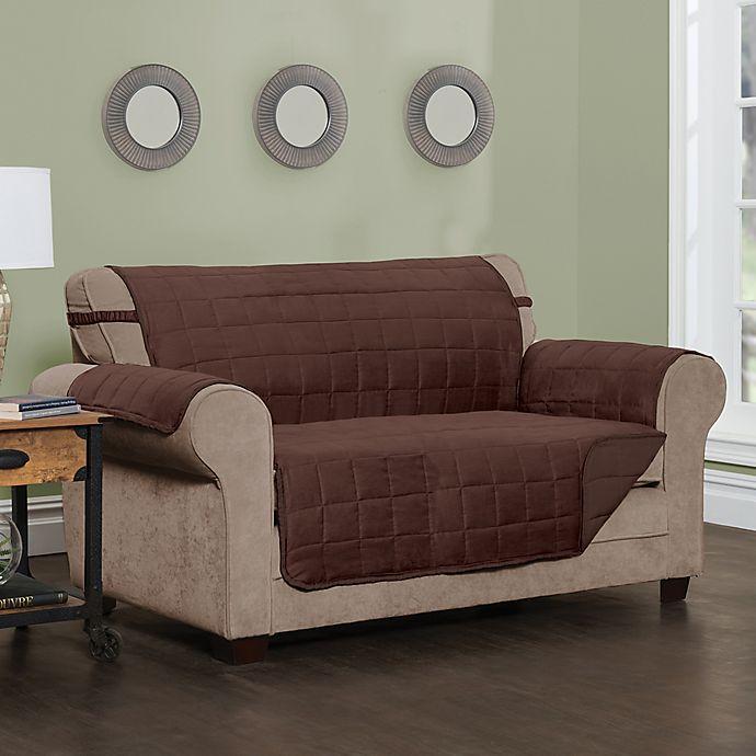 Alternate image 1 for Sussex Reversible Sofa Furniture Protector