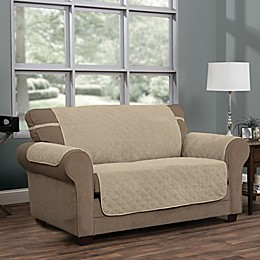 Innovative Textile Solutions Ripple Plush Furniture Protector Slipcover