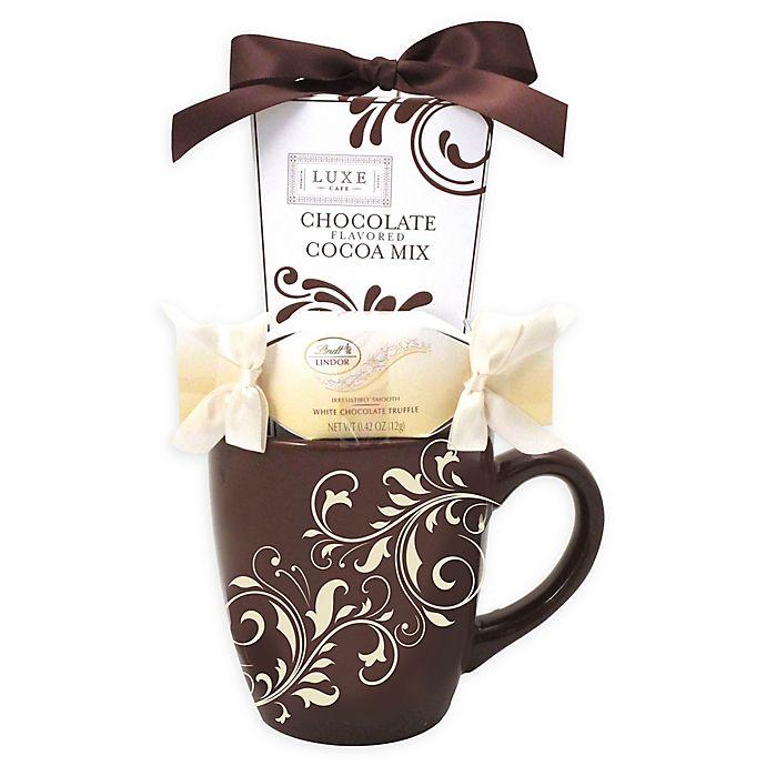 Alternate image 1 for Lindt Holiday Mug Gift Set