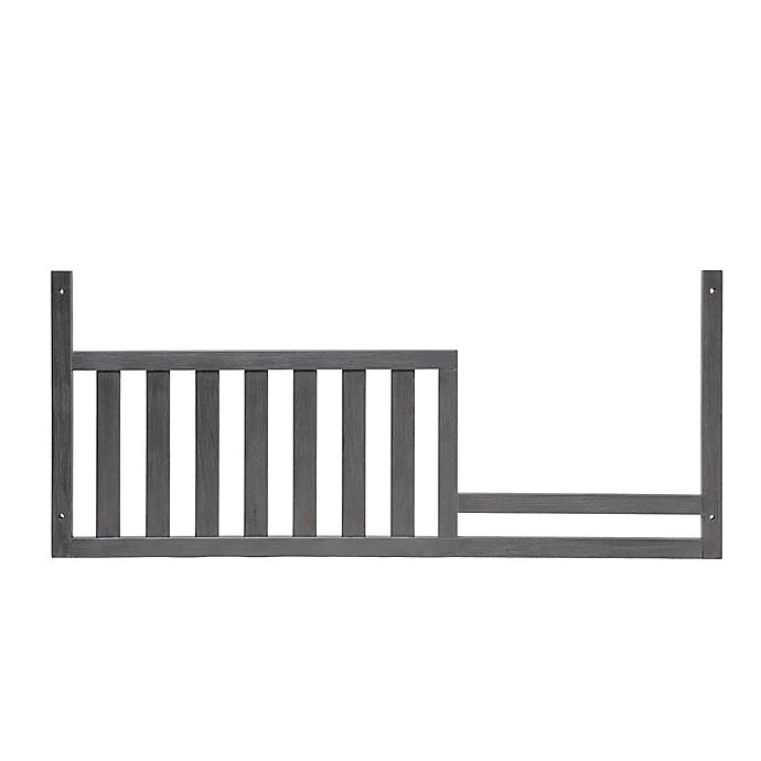 Alternate image 1 for Oxford Baby London Lane Toddler Guard Rail in Arctic Grey
