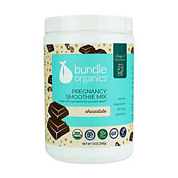 Bundle Organics™ 13 oz. Chocolate Milk Pregnancy Smoothie Mix