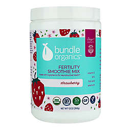 Bundle Organics™ 15.2 oz. Strawberry Fertility Smoothie Mix