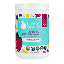 Bundle Organics™ 16 oz. Raspberry Lemon Fertility Fizzy Drink Mix