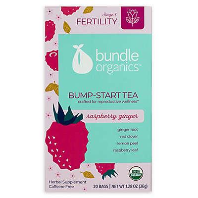 Bundle Organics™ 20-Count Raspberry Ginger Bump-Start Tea