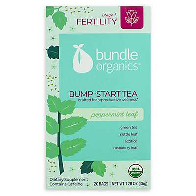 Bundle Organics™ 20-Count Peppermint Leaf Bump-Start Tea