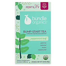 Bundle Organics™ 20-Count Peppermint Leaf Bump-Start Tea
