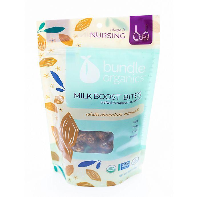 Alternate image 1 for Bundle Organics™ 6 oz. White Chocolate Almond Nursing Milk Boost Bites