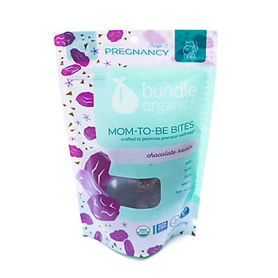 Bundle Organics™ 6 oz. Chocolate Raisin Pregnancy Mom-To-Be Bites