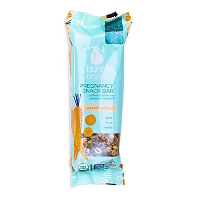 Bundle Organics™ 1.9 oz. Carrot Muffin Yogurt Chip Pregnancy Snack Bar