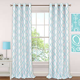 Candice Grommet Blackout Window Curtain Panel