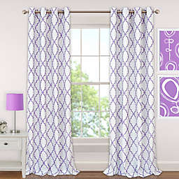 Candice Grommet Blackout Window Curtain Panel