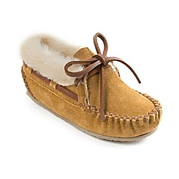 Minnetonka® Charley Kid's Pull On Slipper