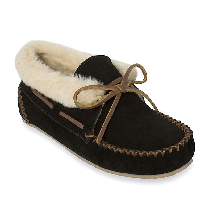 Alternate image 1 for Minnetonka® Chrissy Women's Slippers