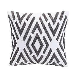 Sedona Lazar 16-Inch Square Throw Pillow in White