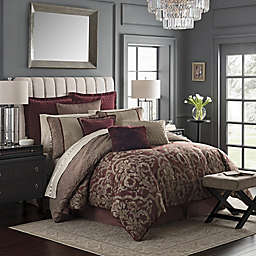 Waterford® Amarah Reversible Comforter Set