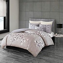 N Natori® Sakura Blossom Printed Comforter Set