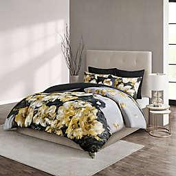 N Natori® Casa Noir Comforter Set