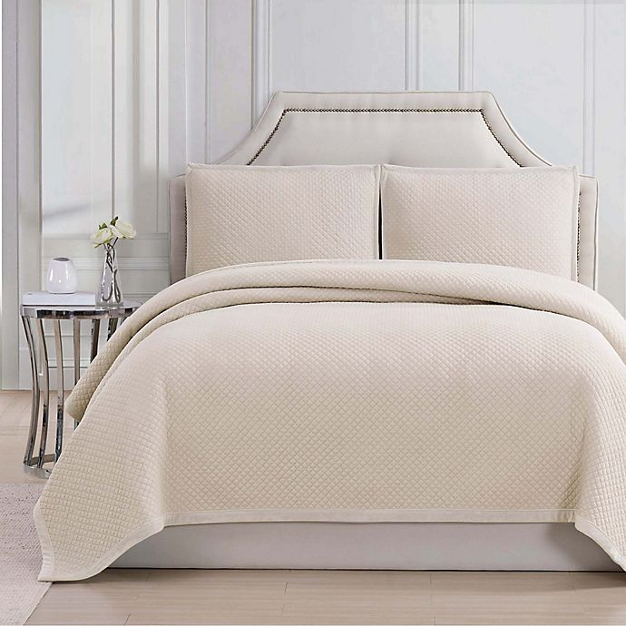 Alternate image 1 for Charisma Rayon Coverlet