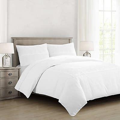 Plain White Comforter Bed Bath Beyond