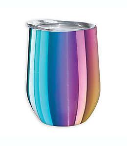 Oggi™ Vaso de flauta para champaña multicolor