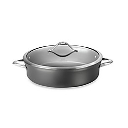 Calphalon® Contemporary Nonstick 7-Quart Covered Sauteuse Pan