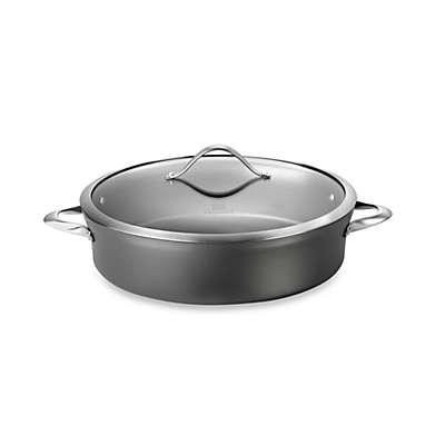 Calphalon® Contemporary Nonstick 7-Quart Covered Sauteuse Pan