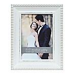 Prinz Woodland Wedding 5-Inch x 7-Inch Photo Frame in White