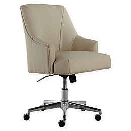 Serta® Leighton Upholstered Office Chair
