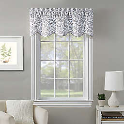 Fairview Embroidered Window Valance