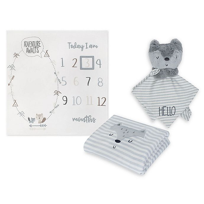 Alternate image 1 for Gerber® Crib Bedding Separates Collection