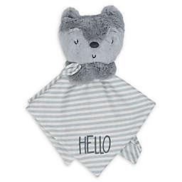 Gerber® Fox Organic Cotton Security Blanket in Grey