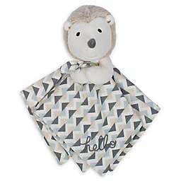 Gerber® Hedgehog Organic Cotton Security Blanket in Taupe