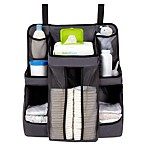 Dexbaby Diaper Caddy in Grey