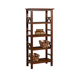 Dylan 4 Shelf Bookcase