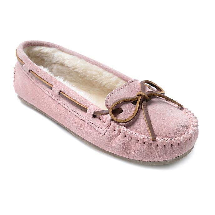 Alternate image 1 for Minnetonka® Cally Size 6 Women's Slippers in Blush