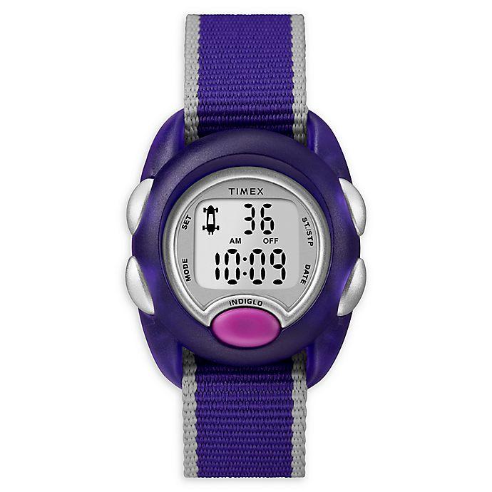 Alternate image 1 for Timex® Time Machines Children's 34mm TW2R991009J Digital Watch