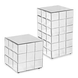 Howard Elliott® Mirrored Puzzle Cubes